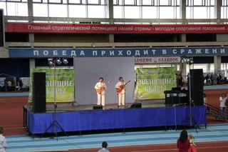 Выступление братьев Золотухиных в музыкальном конкурсе Ведруссия Арт