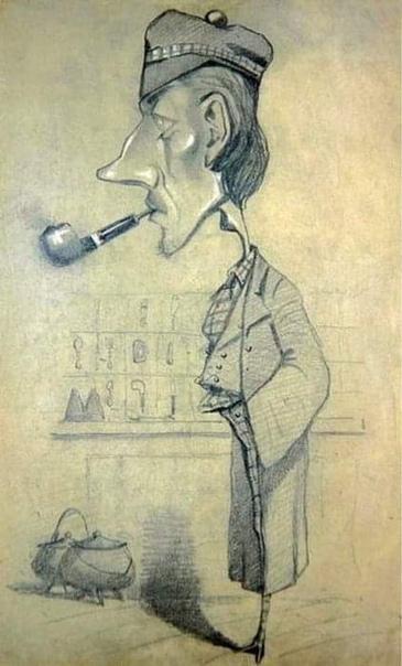 А вы знали, что один из основателей импрессионизма Клод Моне начинал с карикатур Причем весьма успешно уже в 17 лет он начал зарабатывать деньги на своем творчестве. Забавно, что Моне в своих