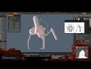 Кентавр Инженер - моделинг Часть 1 (блокаут)