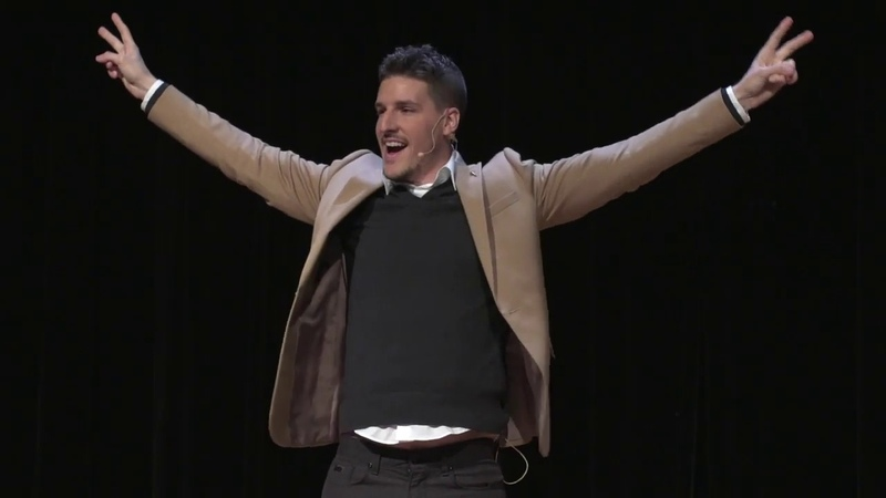 Shifting From Depression To Devotion Guillaume McMartin's Speech
