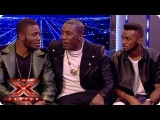Rough Copy go out with a dance - Live Week 9 - The Xtra Factor UK 2013