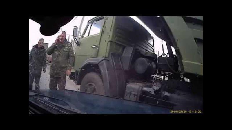 Солдат со стальными яйцами! / Soldier with steel eggs!
