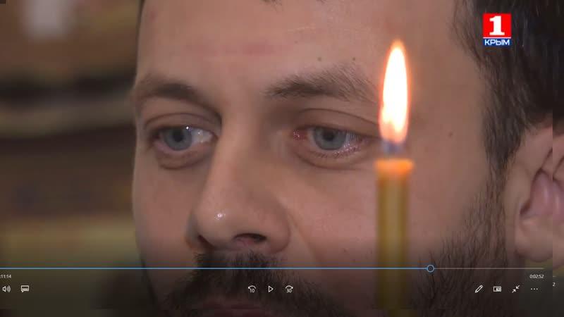 Монастырь прп. Паисия Величковского. Святки 2019.