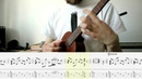 How to Play The Bards Song by Blind Guardian on Ukulele