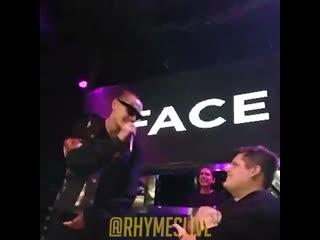 Face пригласил инвалида на сцену [рифмы и панчи]
