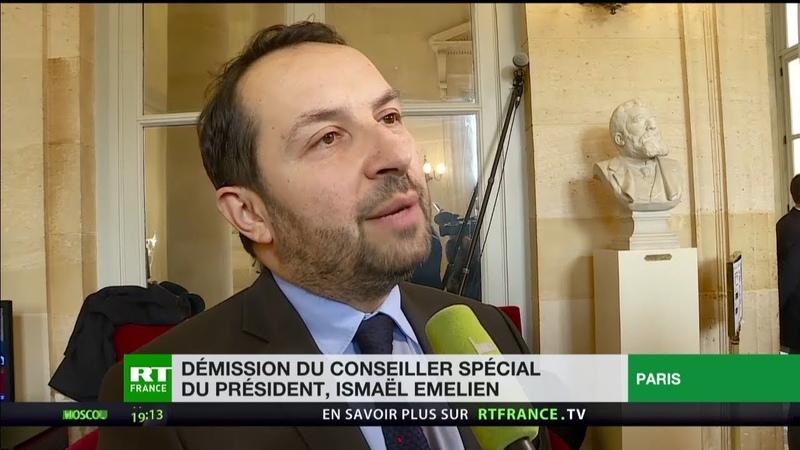 Quelque chose de pourri en Macronie les députés réagissent à la démission d'Ismaël Emelien