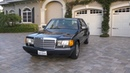 1990 Mercedes Benz 300SE W126 Review and Test Drive by Bill - Auto Europa Naples