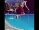 Николай прыгает
