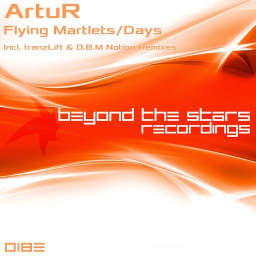 Артур альбом Flying Martlets / Days