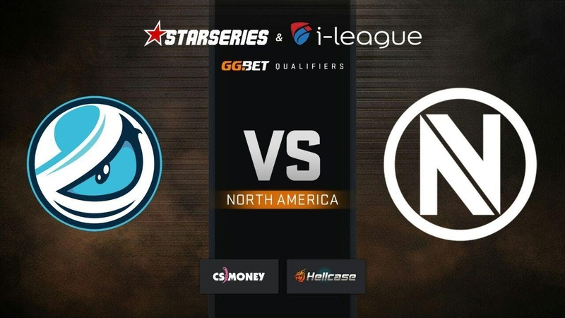 Luminosity vs Envy, map 1 Train, StarSeries i-League S7 GG.Bet NA Qualifier