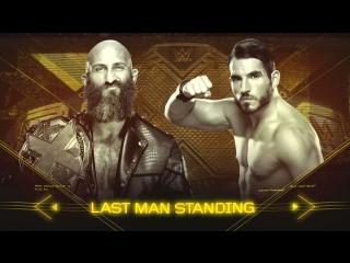 Tommaso Ciampa vs Johnny Gargano - NXT TakeOver: Brooklyn IV - NXT Championship - Last Man Standing