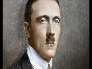 Адольф Гитлер. Живописец.