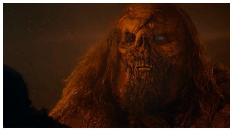 Игра престолов 8 сезон 3 серия - Армия мёртвых осаждает Винтерфелл. Смерть Лианны Мормонт