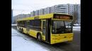 Автобус Минска МАЗ 107 гос № АЕ 8187 7 марш 921 20 02 2019