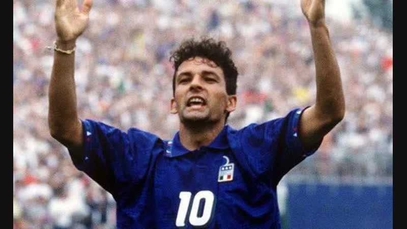 Io che sarò Roberto Baggio 05. Vi ho tirato tutti giù dallaereo