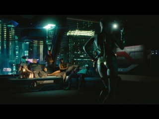 Cyberpunk 2077 trailer rus/ Киберпанк 2077 трейлер на русском (2018)
