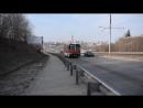 Автобус Икарус Ikarus 256В 973 УХ 22. Подъём в Гору.
