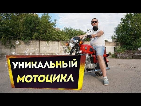 Новая уникальная гаражная находка из СССР! Мотоцикл!