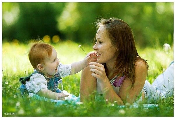 Время, проведенное с ребёнком, это то время, которое никогда и ни за что нельзя считать потерянным!