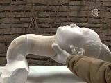 Ли Хунбо, Китай. Живая скульптура из бумаги. Очень необычно!!!
