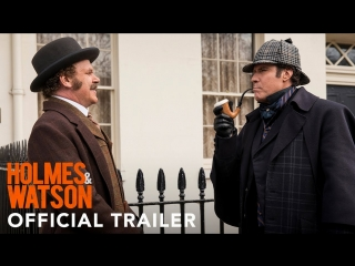Holmes Watson Trailer #1 (2018) - Movieclips Trailers