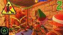 Dynamite Gets Rid of Everything - Lets Play - Viscera Cleanup Detail 2