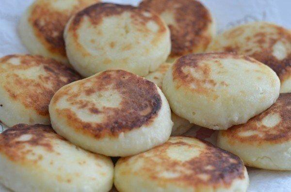 Любимые сырники на завтрак