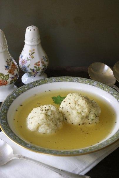 рецепты супов с клецками