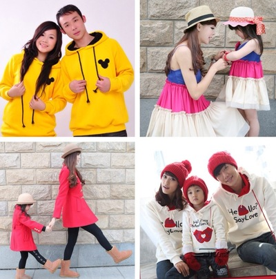 537b076253f4 FAMILY LOOK   Одинаковая одежда детям и взрослым   ВКонтакте