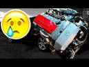 УБИЛ НЕУБИВАЕМОЕ!😡 Пробил прокладку ГБЦ,застучал мотор!Мерседес M111 AutoDogTV| дырявыймерс 35