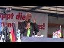 Viel zu viel Leute vertrauen noch der Politik Wolfgang Taufkirch PEGIDA Dresden 20 05 2019