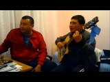 Ботбаев Алишер - Кайдасын жаным на гитаре))