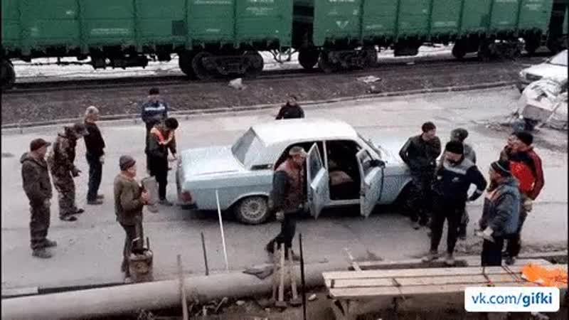 Волга или 17 башкиров.............