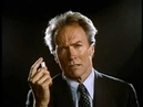 Clint Eastwood Anti-Crack Cocaine PSA from the 1980s