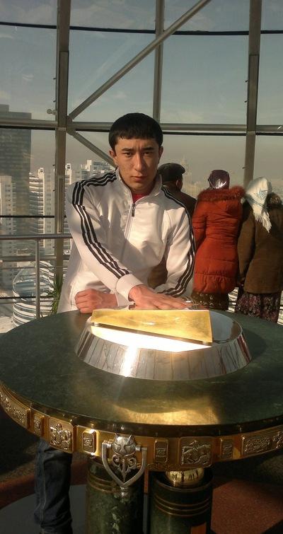 Мурат Султанов, 15 июля 1996, Красноярск, id200793641