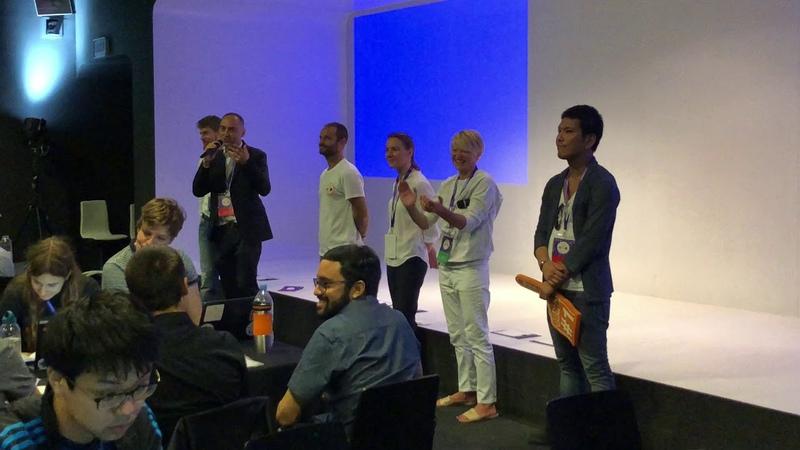 3rd Hello Barcelona ICPC Programming Bootcamp Opening ceremony