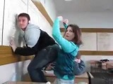 3OH!3 feat Katy Perry - Starstrukk (на паре)