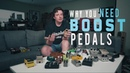 Why You NEED Boost Pedals JHS VLOG 7