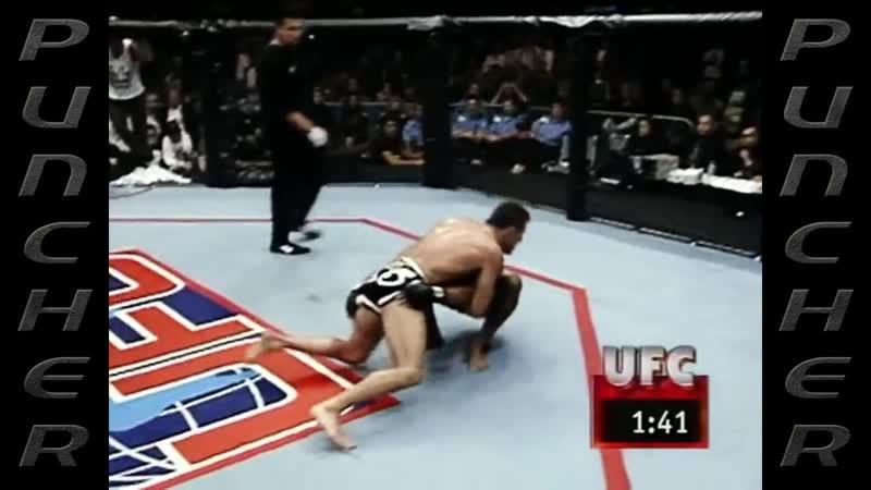 UFC-18_ДОРОГА К ТИТУЛУ В ТЯЖЕЛОМ ВЕСЕ.