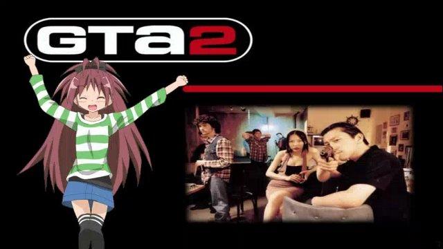 GTA 2 Беспридел PS1 Часть 1 Орущая Японка по радио FunamiFM