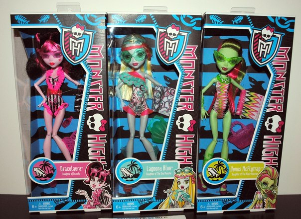 ������� ����� Monster High....