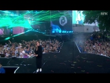 Alan Walker - Sing Me To Sleep &amp Faded (Live VG-Lista 2016)