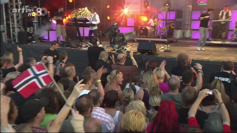 A-ha – «The sun always shine on TV» - (Live on SWR3 New Pop Festival 2009)