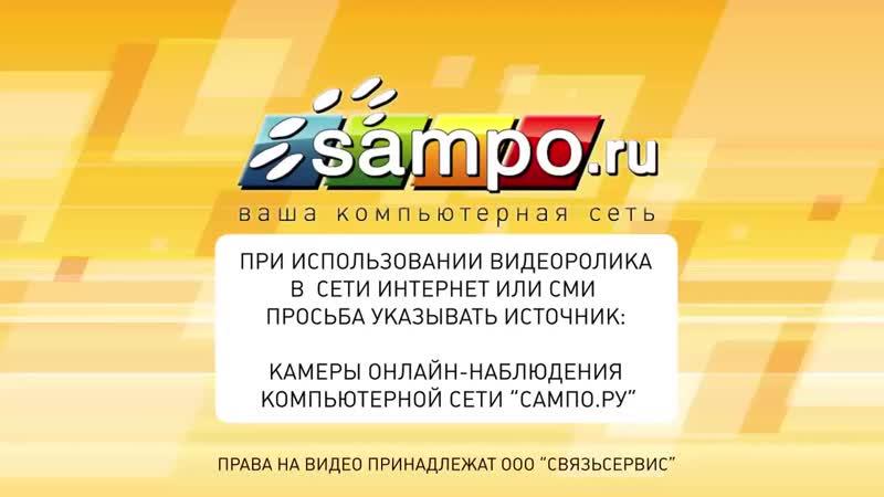 ДТП на Чапаева Петрозаводск