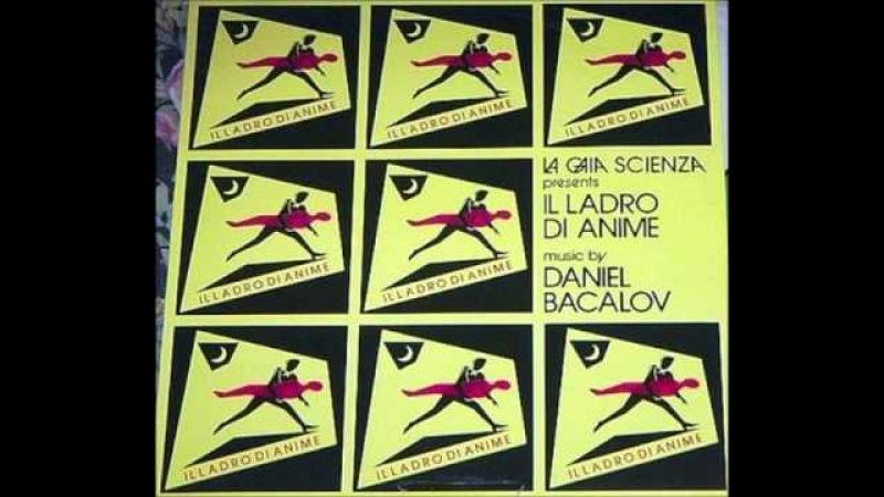 Daniel Bacalov - Canzone Della Bugiarda - Il Ladro Di Anime