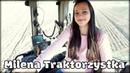 Uprawa z Mileną 2018 ☆ [Vlog 45] ☆ Dziewczyny Na Traktory ㋡
