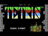Tetris - NES Gameplay