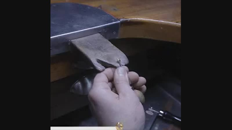I Turn 2 Brass Hex Nuts into a 1 Ct Diamond Ring