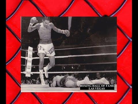 Roberto Duran KOs Alvaro Rojas This Day October 15, 1976 Lightweight Title