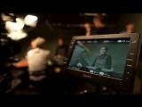 Видео backstage со съемок